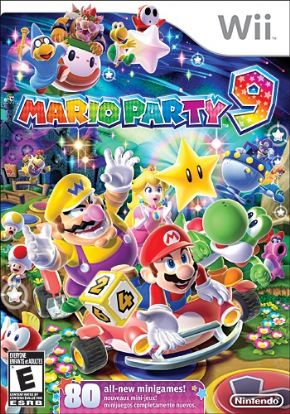 Mario Party 9 (Seminovo)...