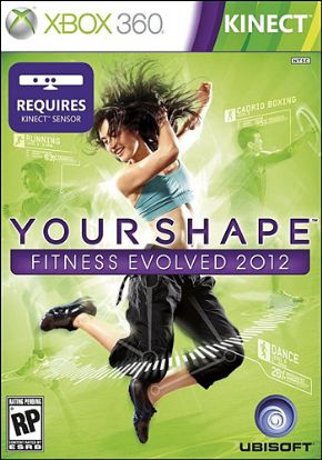 Your Shape Fitness Evolve...