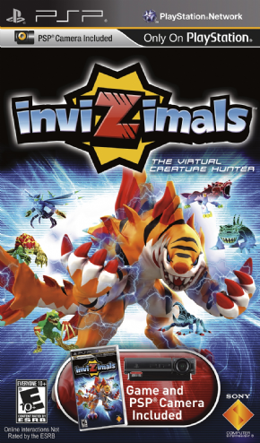 Invizimals Bundle (Semino...
