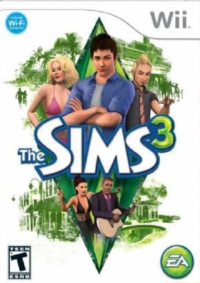 Foto The Sims 3 (Seminovo) Wii