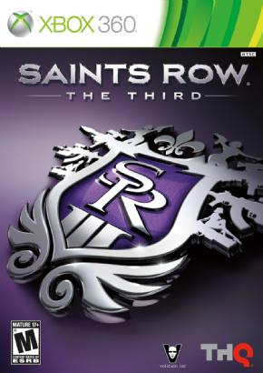 Foto Saints Row: The Third (Seminovo) XBOX 360
