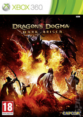 Foto Dragons Dogma: Dark Arisen (Seminovo) XBOX 360