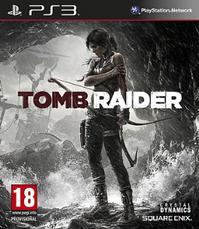 Tomb Raider (Seminovo) PS...