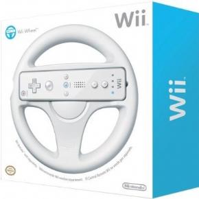 Volante Wii Wheel Origina...