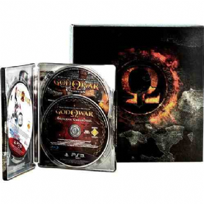 God of War Omega Case Per...