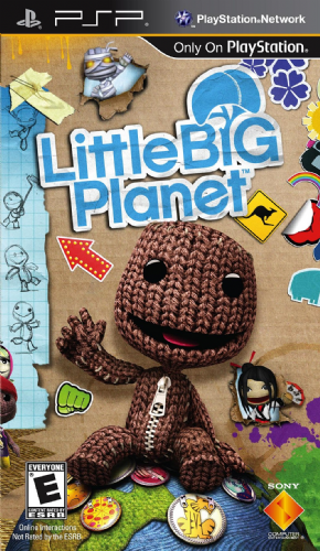Little Big Planet PSP - Seminovo