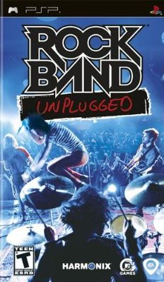 Foto Rock Band Unplugged (Seminovo) PSP