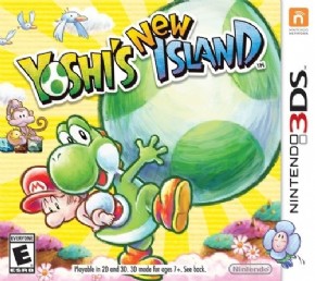Yoshis New Island 3DS