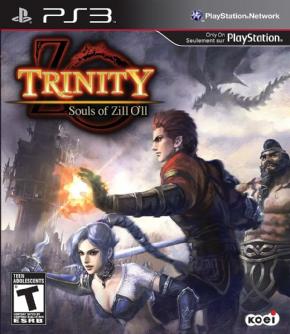 Trinity Souls of Zill Oll...
