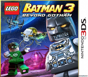 Foto LEGO Batman 3: Beyond Gotham (Seminovo) 3DS