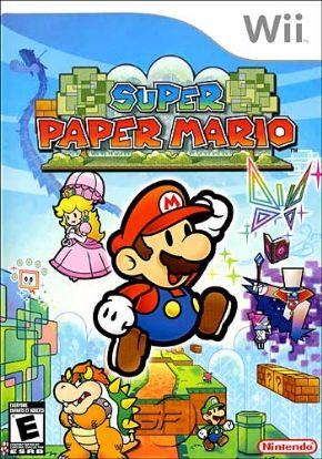 Super Paper Mario Nintend...
