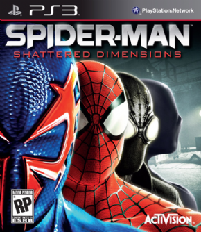 Spider Man - Shattered Di...