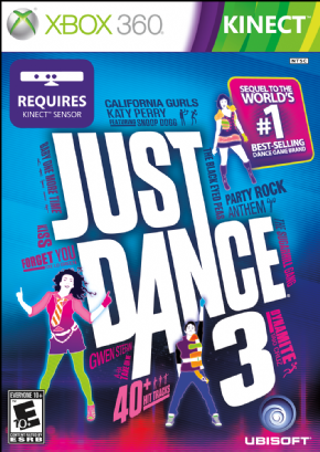Just Dance 3 (Seminovo) X...