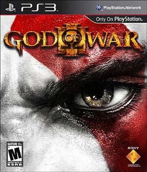 God of War III PS3 - Seminovo