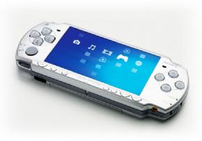 PSP Prata 2001 Sony (Semi...