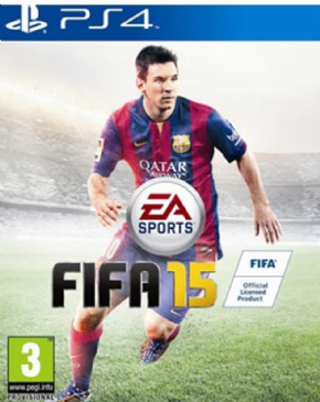 FIFA 15 PS4 - Seminovo
