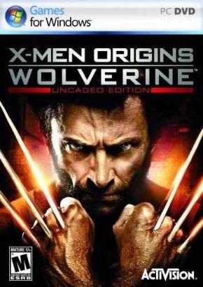 Foto X-Men Origins: Wolverine - Uncaged Edition (Seminovo) PC-DVD