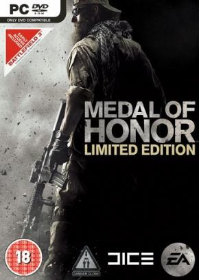 Medal of Honor Edição Lim...