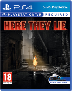 Here There Lie Playstatio...