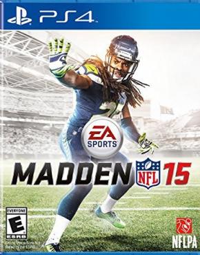 Foto Madden NFL 2015 (Seminovo) PS4