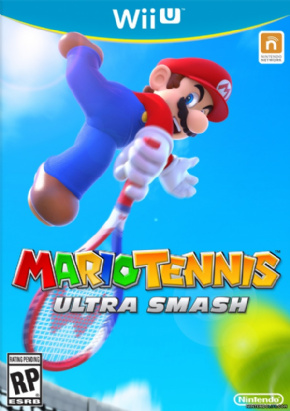 Mario Tennis Ultra Smash...
