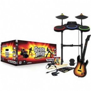 Guitar Hero World Tour Bu...