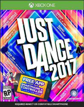 Just Dance 2017 XBOX ONE...