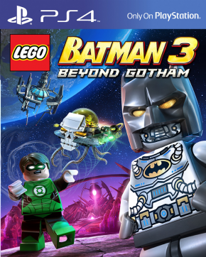 Foto LEGO Batman 3: Beyond Gotham (Seminovo) PS4