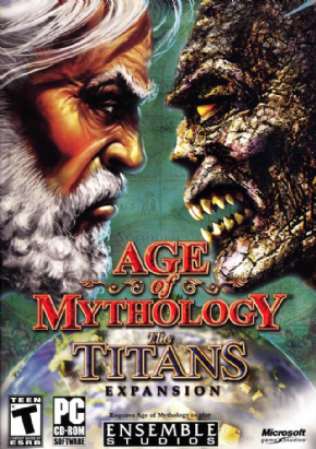 Age of Mythology The Tita...
