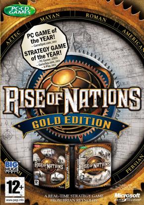 Foto Rise of Nation Gold (Seminovo) PC-DVD