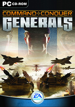 Foto Command e Conquer Generals PC-DVD