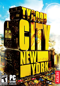 Tycoon City New York PC-D...