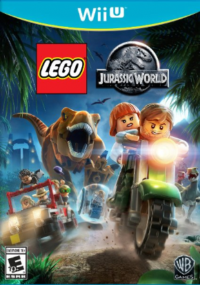 LEGO Jurassic World Wii U...
