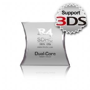 R4 para 3DS / DSi + SD 4G...