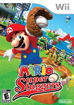 Mario Super Sluggers Wii...