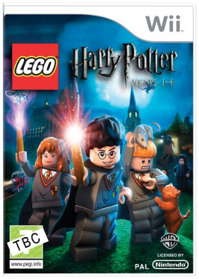 Lego Harry Potter Years 1...