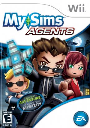 My Sims (Seminovo) WII