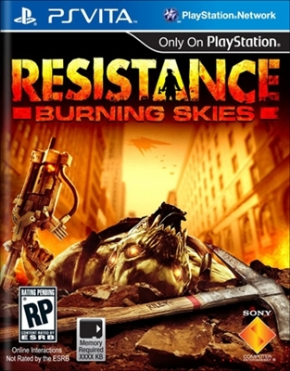 Resistance: Burning Skies...