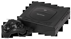 Sega Saturn Na Caixa (Sem...