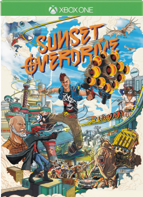 Sunset Overdrive (Seminov...