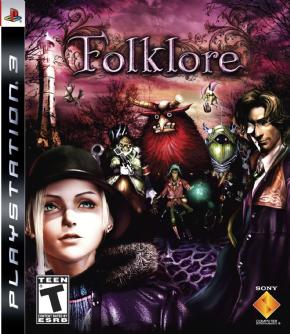Folklore (Seminovo) PS3