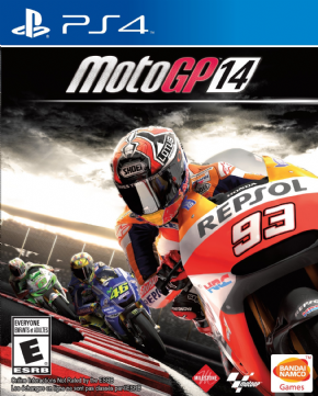 Moto GP 14 PS4 - Seminovo