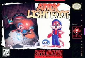 Foto Ardy LightFoot  (Seminovo) Super Nintendo