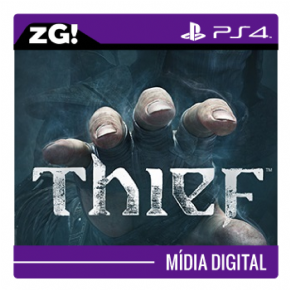 Thief MIDIA DIGITAL PS4
