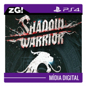 Shadow Warrior MIDIA DIGI...