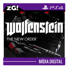 Wolfeistein The New Order...