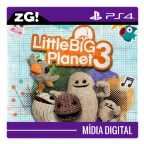 Little Big Planet 3 MIDIA...
