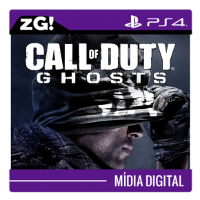 Call of Duty Ghosts MIDIA...