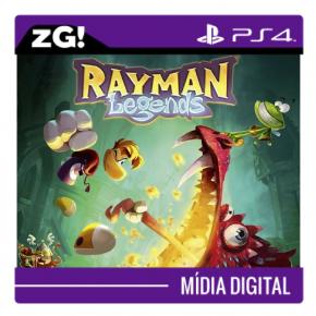 Rayman Legends MIDIA DIGI...