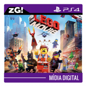 Lego The Movie MIDIA DIGI...